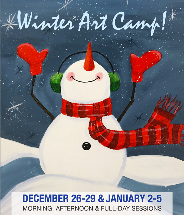 Winter Art Camp Image
